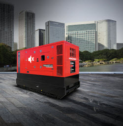 Quieter Silent Plus generator sets, with even more running time for the rental sector