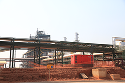 HIMOINSA POWER FOR BIOCOM, ONE OF THE BIGGEST BIOFUEL PRODUCTION PLANTS IN ANGOLA