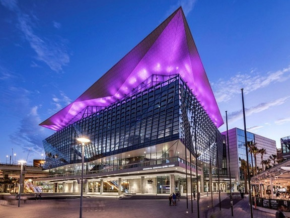 3,000 kVA of HIMOINSA Power for the Biggest Convention Centre in Australia