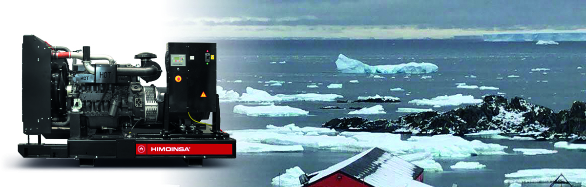 Supplying continuous power in Antarctica