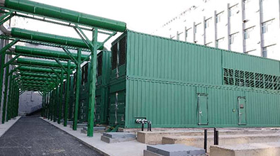 30MW HIMOINSA power for Beijing Yongfeng Data Center