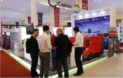 HIMOINSA has joined the biggest Construction Expo in Cambodia - News
